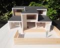 南光台の家模型1:50