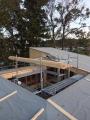 大郷の家構造用合板張り2