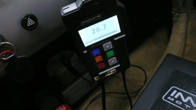空燃費計測