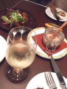 チリワインは美味しいんですよ!