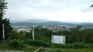 竹中・黒田、陣跡。