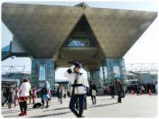 KAITO王子の記念撮影 at ▽前