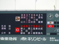 13.8.13 今日のスタメン
