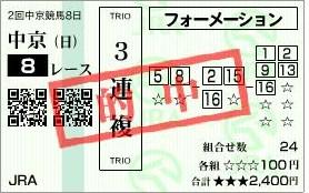 20120722中京8R
