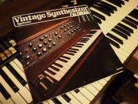 Vintage Synthesizer CALENDAR