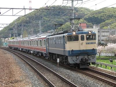 2011_0417_151453-IMG_1409 EF65-1122+京急新1000