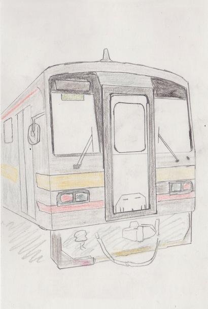 キハ120 イラスト