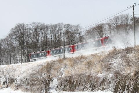 しなの鉄道115系(115-1004)