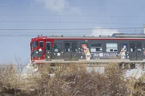 しなの鉄道115系(あの夏で待ってる)