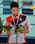 20131110swimming萩野表彰