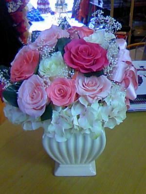 古澤さんお花