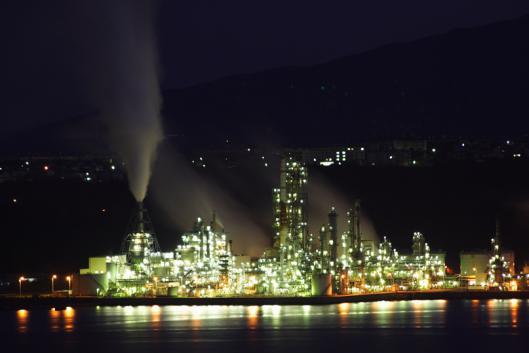 2012.10.27室蘭夜景1