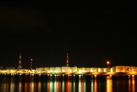 2012.10苫小牧夜景003