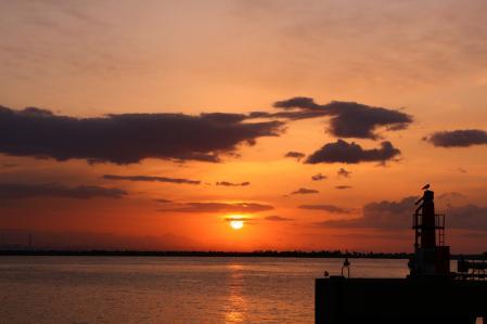 2012.010,22苫小牧港の朝陽007