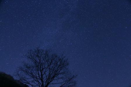 2012.11.15倶多楽湖の星1