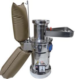 連続生産式粉砕機 ハンマーミル