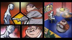 ダンガンロンパ 希望の学園と絶#07 「新世紀銀河伝説再び!装甲 12