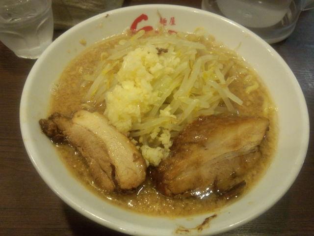 東京ガツ盛二郎らーめん(並)/麺屋 GOO ~noodle house~ - 趣味 ...