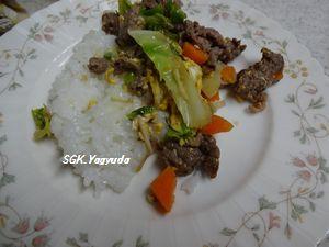 2012-08-31 俊輔の肉飯