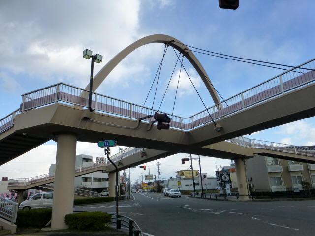芋島歩道橋