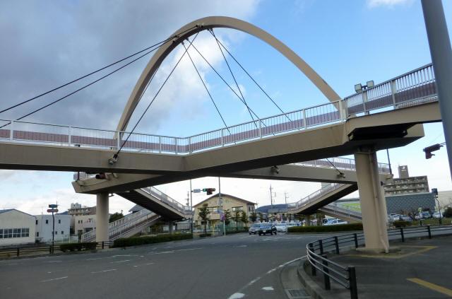 芋島歩道橋6