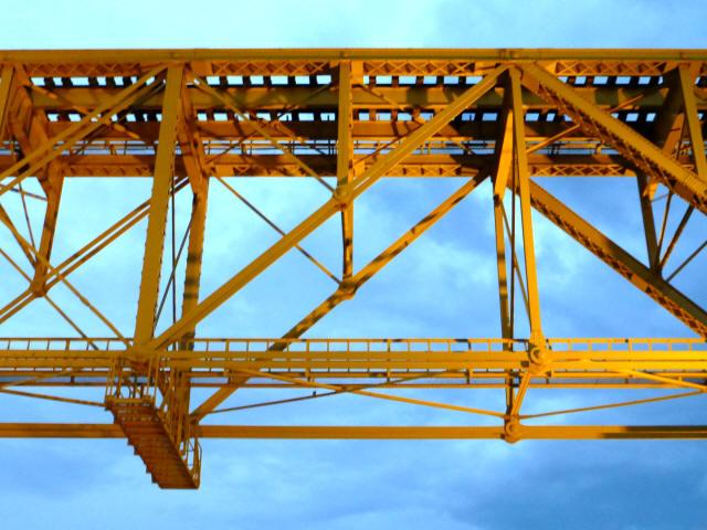 一の戸川橋梁2