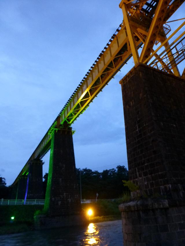 一の戸川橋梁3