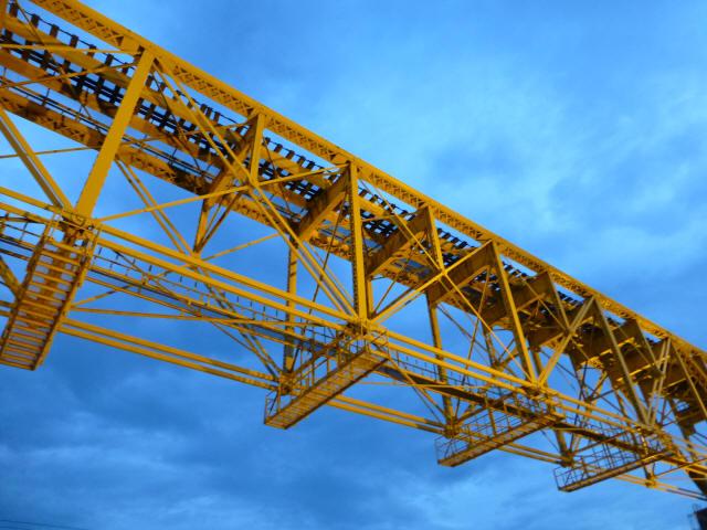 一の戸川橋梁7