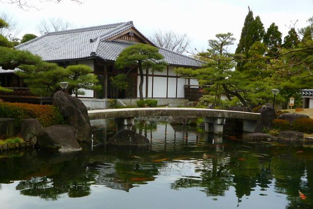 好古園の橋3