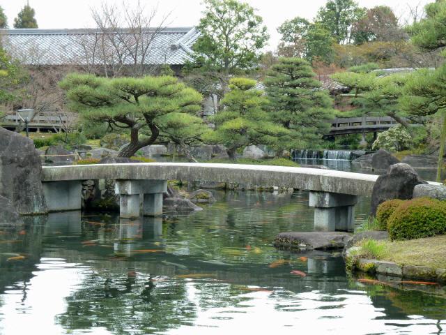 好古園の橋7