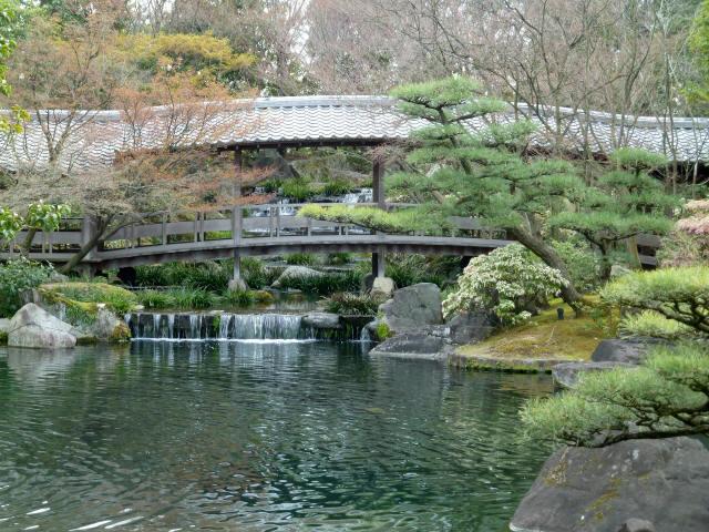 好古園の橋8
