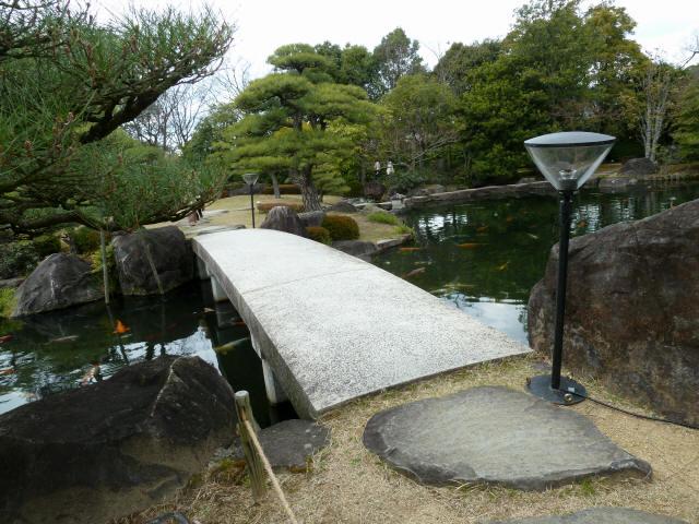 好古園の橋9