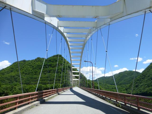 鹿鳴峡大橋6
