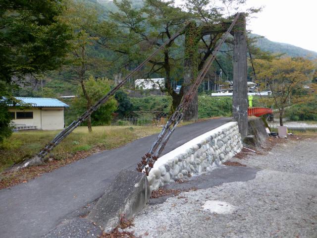 樽見の吊橋10