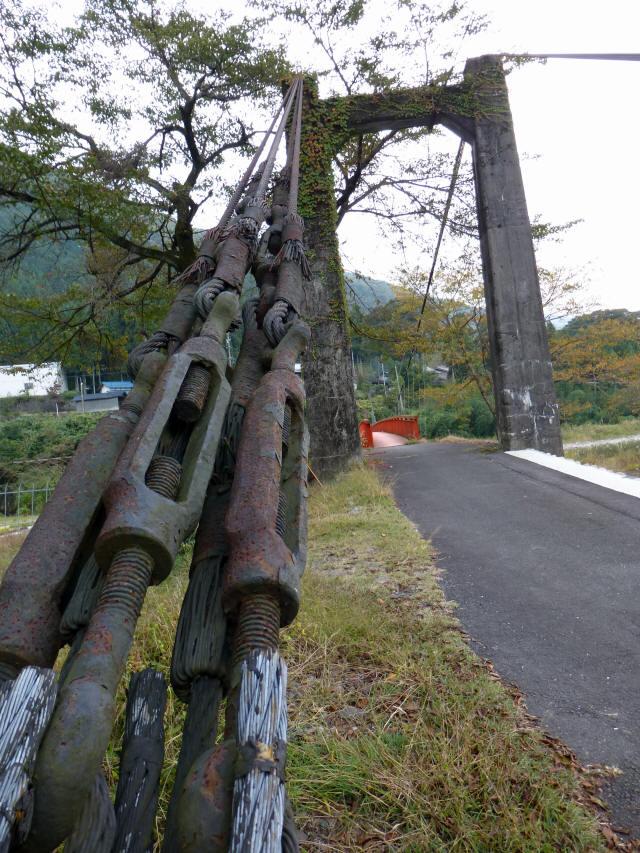 樽見の吊橋9