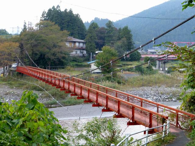 樽見の吊橋5