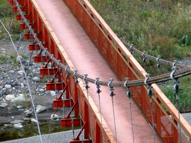 樽見の吊橋4