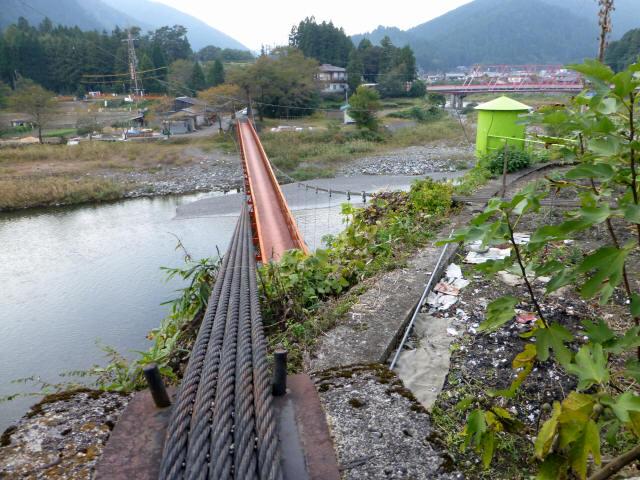 樽見の吊橋3