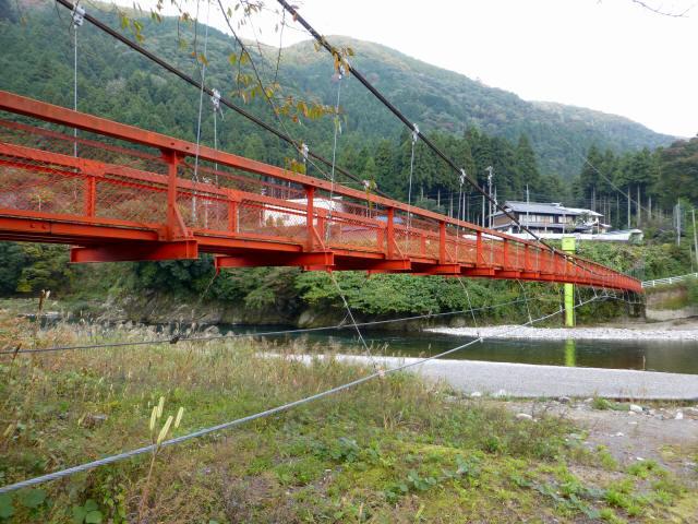 樽見の吊橋2