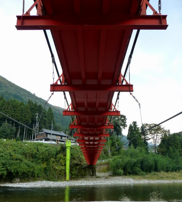 樽見の吊橋1