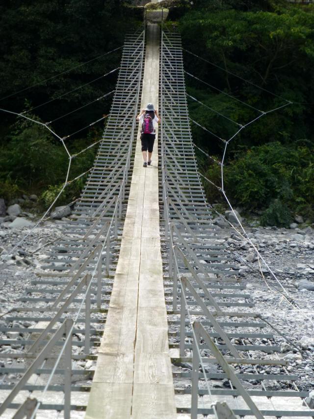 入島の吊橋14