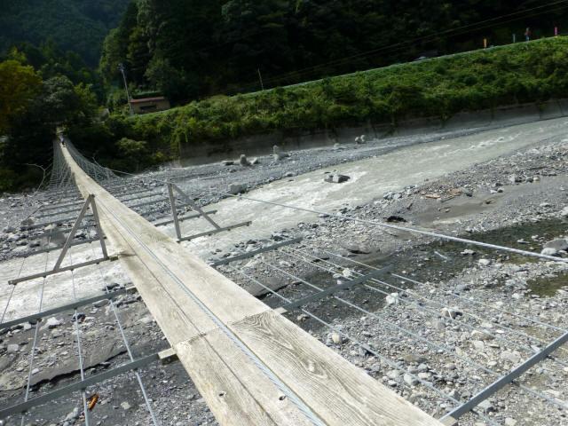 入島の吊橋15