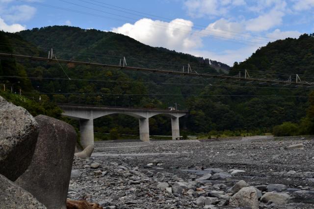 入島の吊橋21