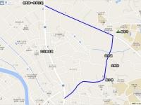 巡礼道マップ