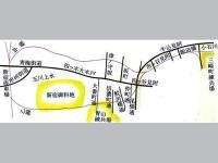 甲武鉄道延長略図