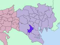 目黒区マップ