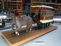 馬車鉄道模型