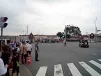 横田基地第5ゲート