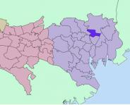 荒川区マップ