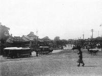 日本橋・上野の馬車鉄道